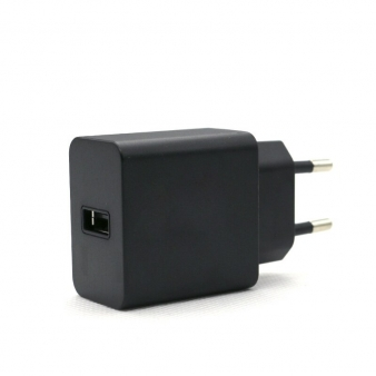 Transf. USB Travel 5V 2A 10W BLACK