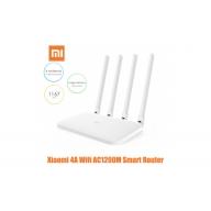 Router Xiaomi Mi Router 4A Gigabit AC1200 Wireless Branco