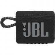 Coluna Portátil JBL GO 3 Bluetooth Preta